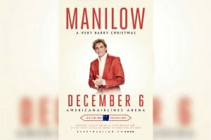 Music Legend Barry Manilow