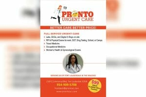 Get Your Urgent Care - Pronto!