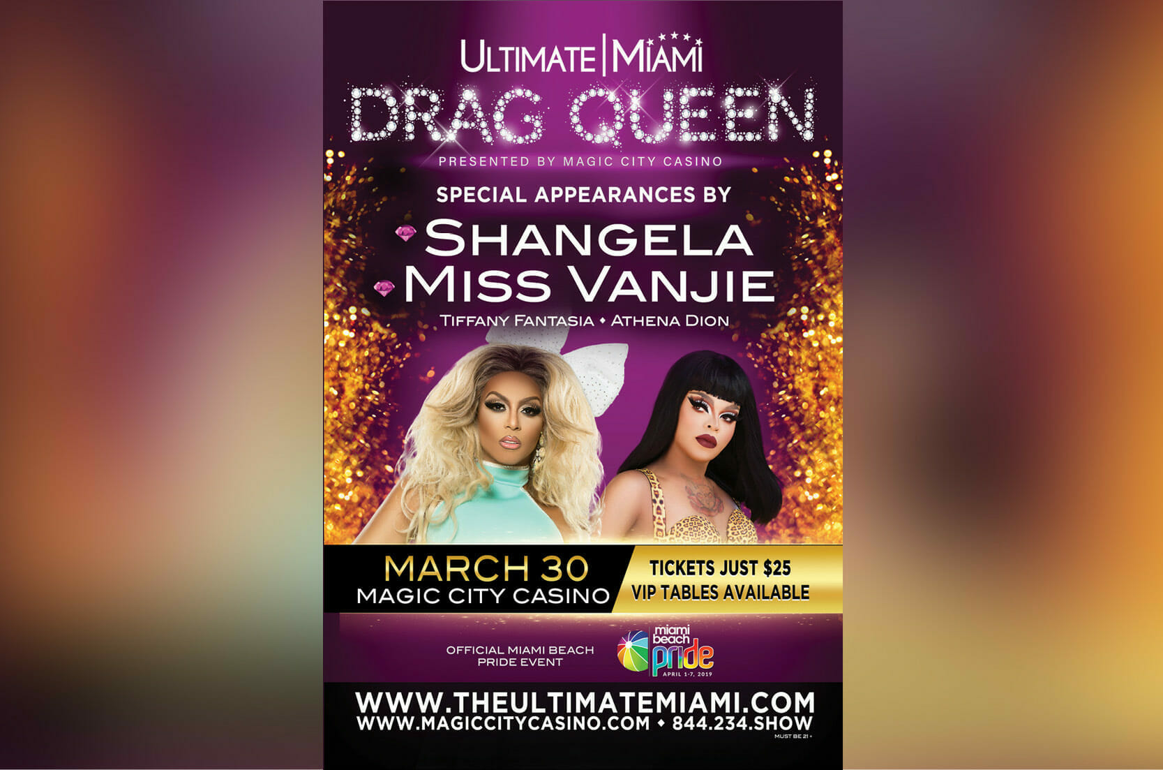 Read more about the article Ultimate Miami Drag Queen Headliner
