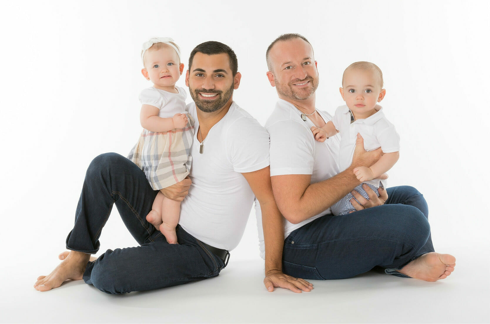 A Gay Couple's Road to Fatherhood