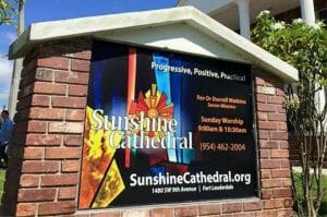Read more about the article Fort Lauderdale's Sunshine Cathedral