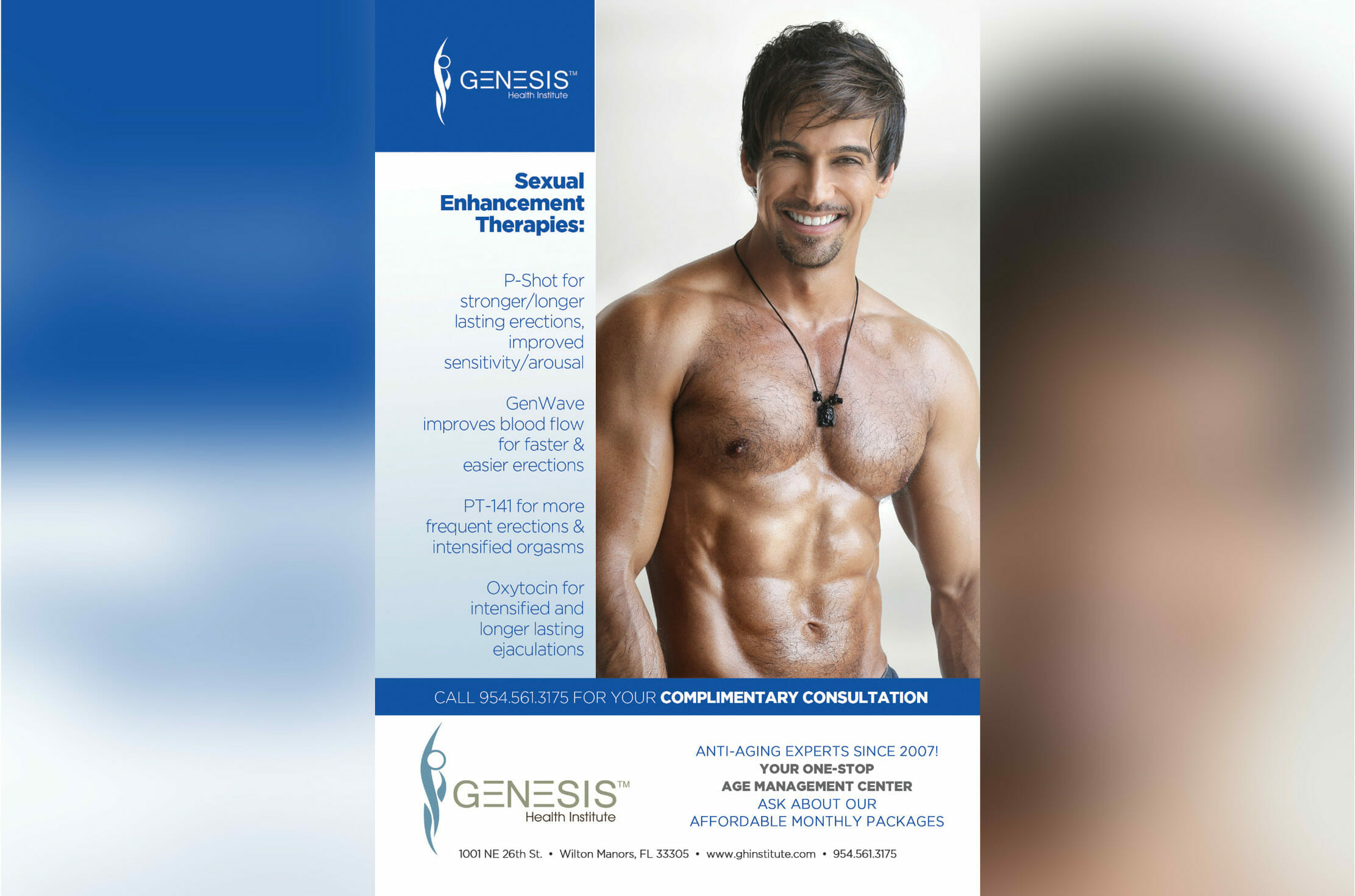 Sexual Enhancement and Advancement Therapies