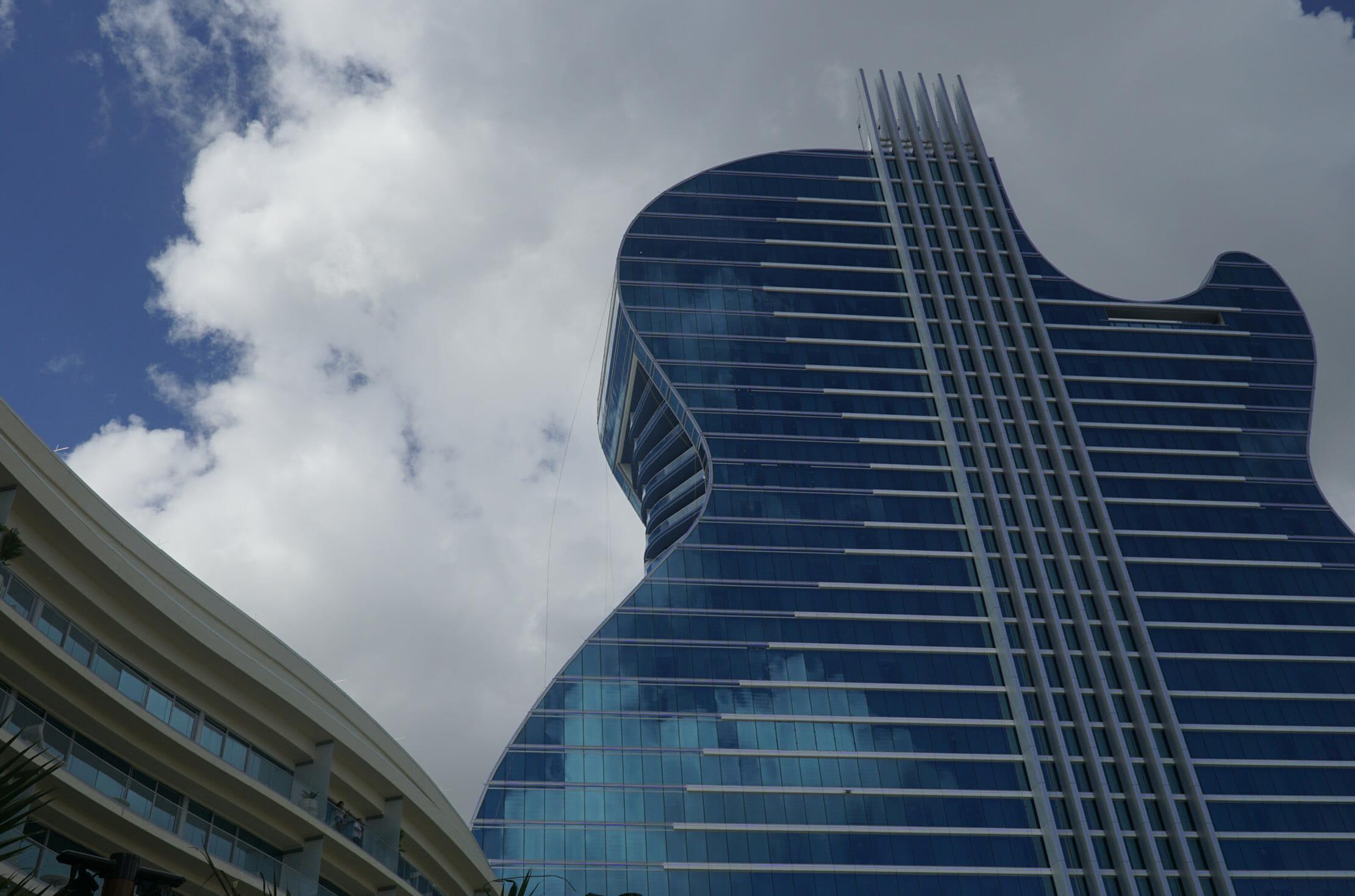 $1.5 BILLION GUITAR HOTEL