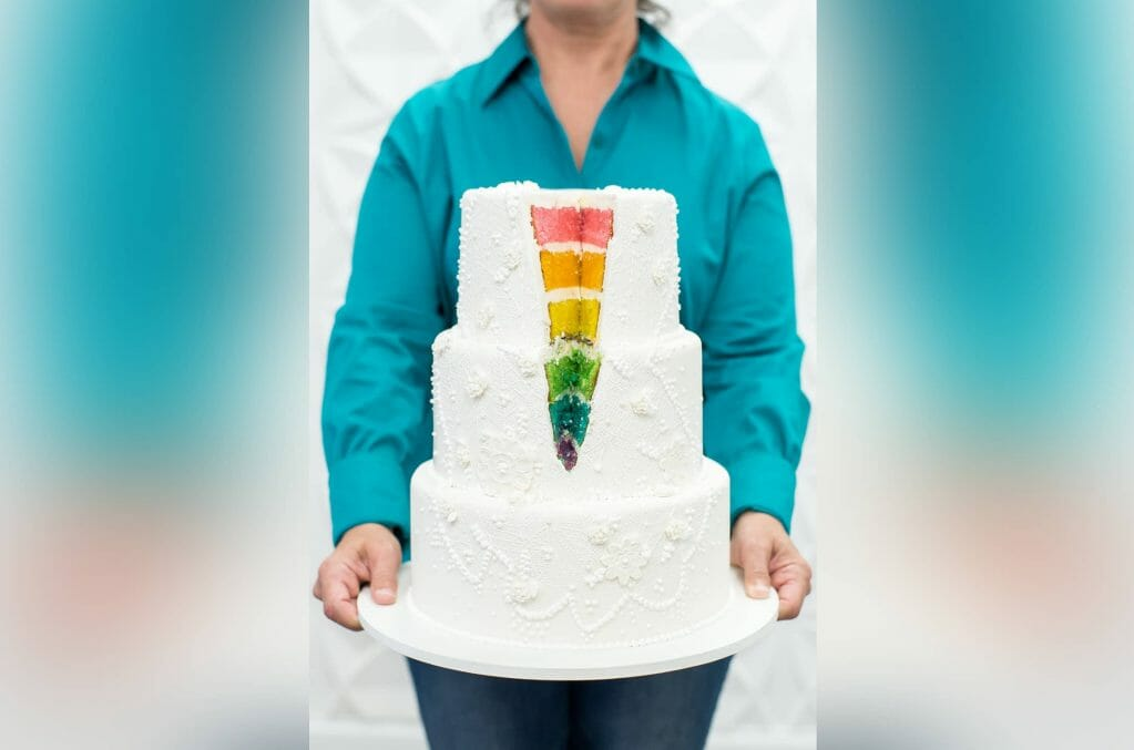 The Cake – Photo by Justin Namon, ra-haus
