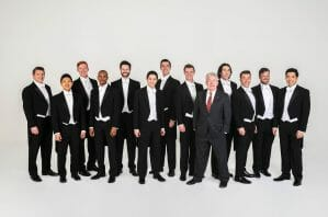 Chanticleer Performs at First Presbyterian Church, Fort Lauderdale