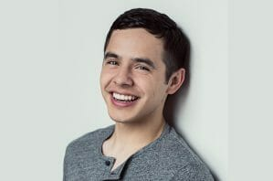 Read more about the article Singer-Songwriter David Archuleta Comes to the Broward Center