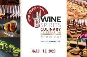Read more about the article 25th Annual Bank of America Wine, Spirits & Culinary Celebration