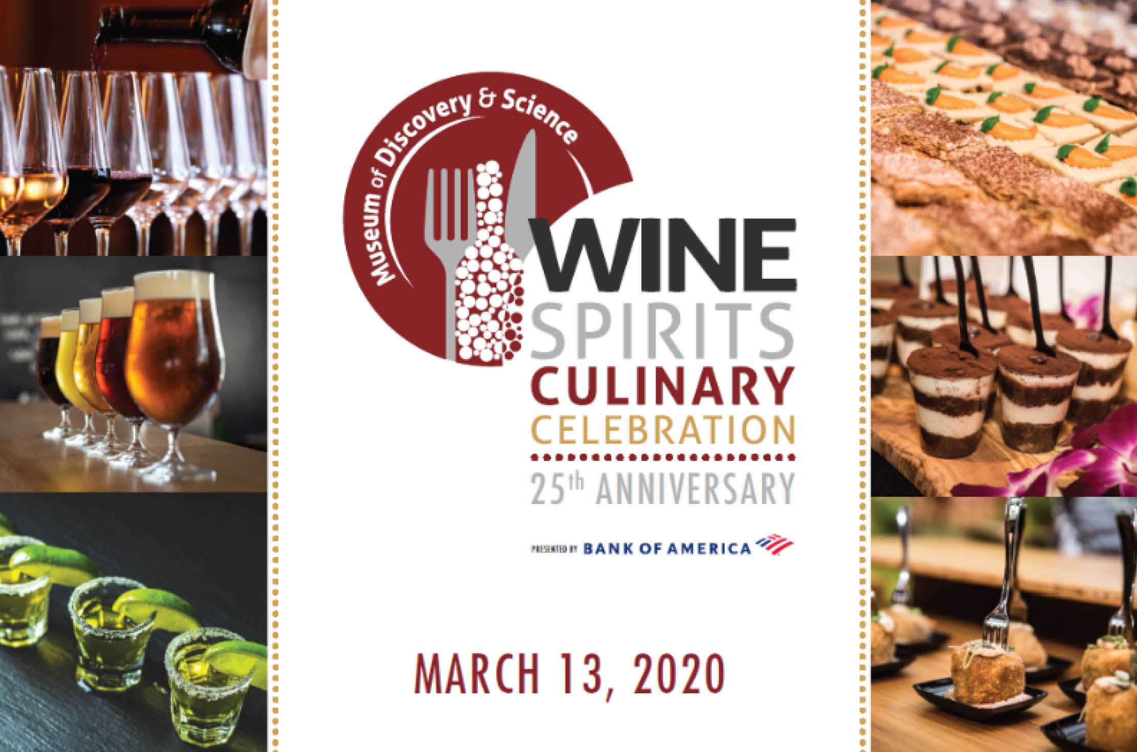 You are currently viewing 25th Annual Bank of America Wine, Spirits & Culinary Celebration