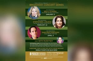 Read more about the article The Seth Rudetsky Broadway Concert Series