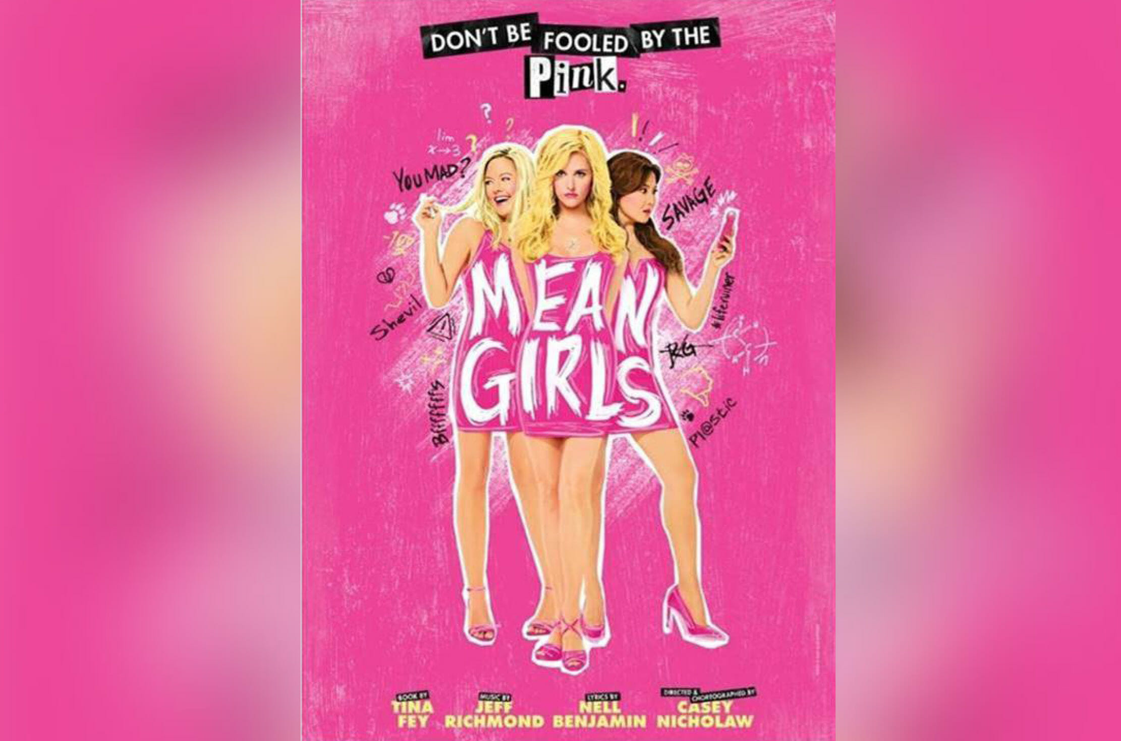 You are currently viewing Mean Girls, The New Musical Comedy