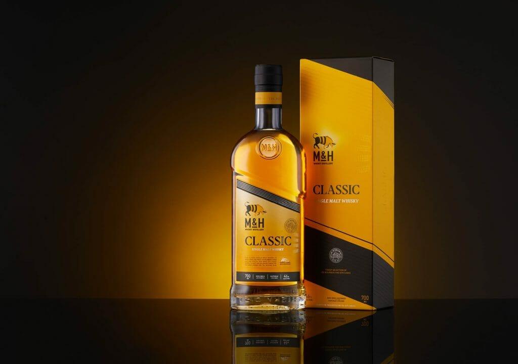 Photo Courtesy of M&H Whisky Distillery