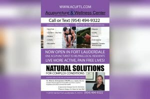 Read more about the article Pinpoint Accuracy with South Florida's Newest Acupuncturist