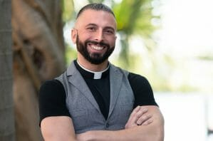 What Makes Us Clique: Fr. Richard Vitale (April)
