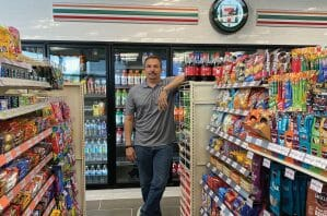 Read more about the article Kenny Silverman Launches His New 7-ELEVEN® Location