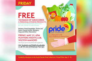 Read more about the article Pride Fort Lauderdale Grocery Giveaway