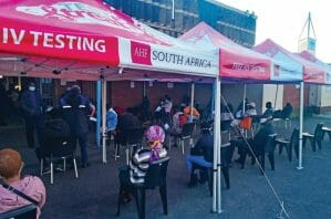 Flagship Clinic in South Africa Adapts During Crisis