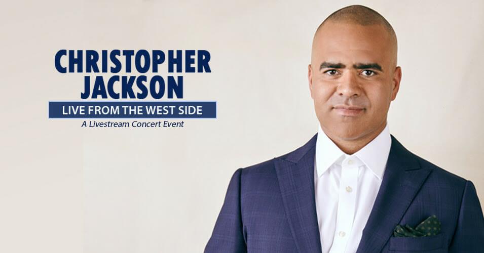 Hamilton's Christopher Jackson Live!