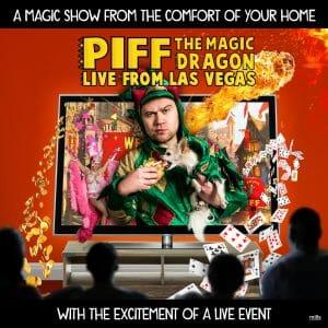 Broward Center Presents Piff the Magic Dragon