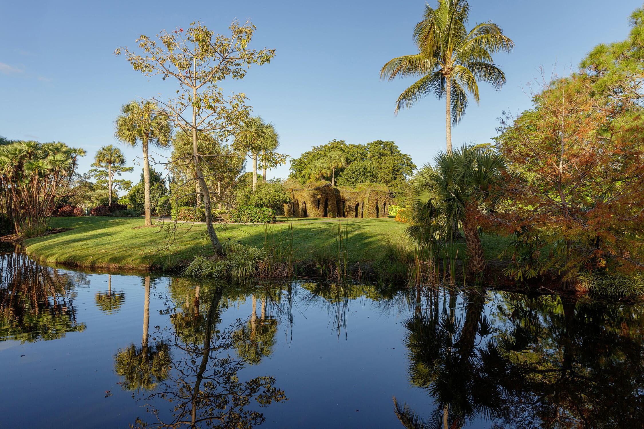 Mounts Botanical Garden Extends Open Hours Most Days and Weekends