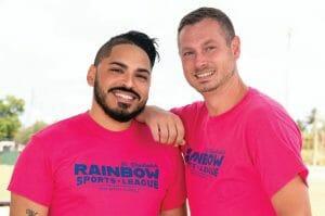 Jason Shervinski and Kenneth Guerrero (August)