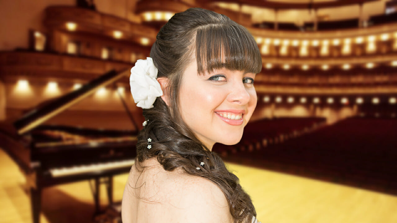Sofiya Uryvayeva Martin, piano – The Music You Love, Part 2