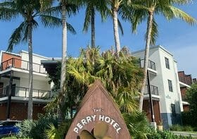 Image Courtesy of Perry Hotel