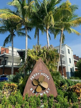 Perry Hotel Key West Named Top 15 Resorts in Florida by Travel & Leisure