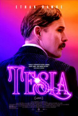 """Read more about the article """"Tesla"""" starring Ethan Hawke"""