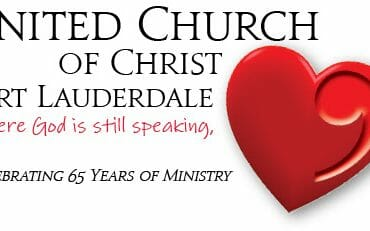 United Church of Christ Banner