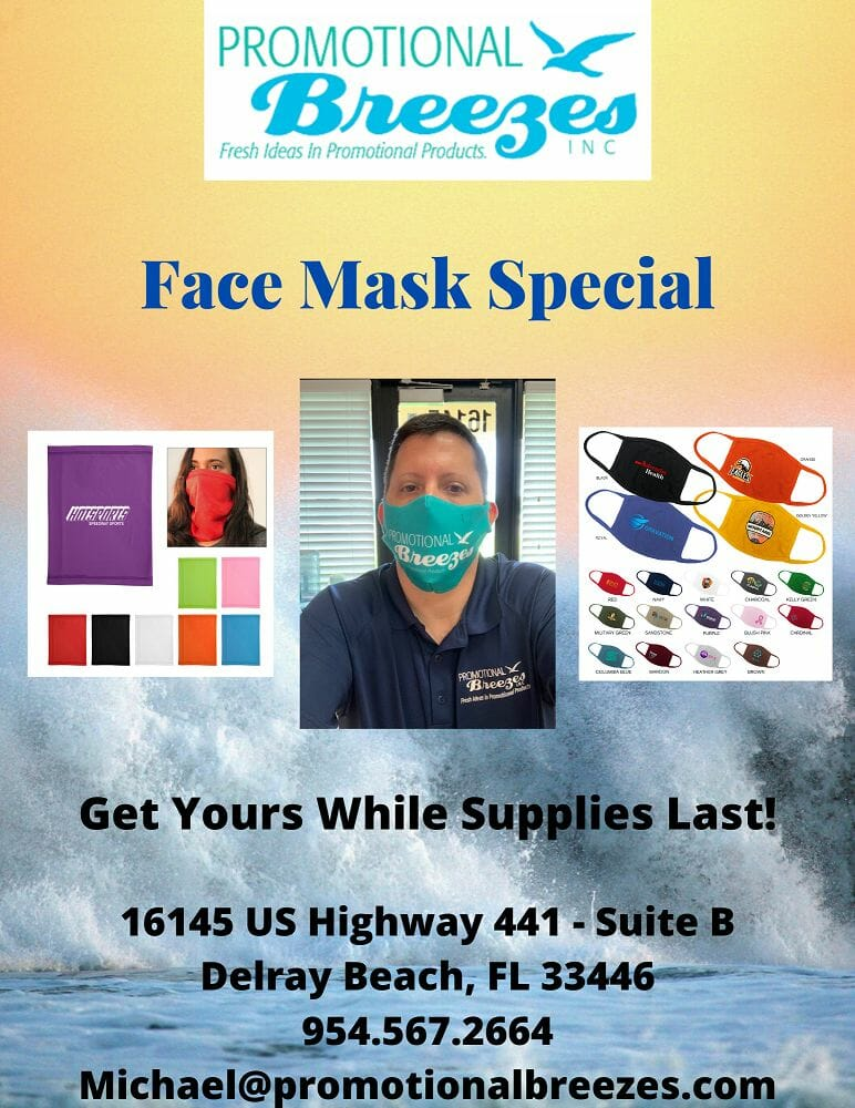 Personalizable Face Masks