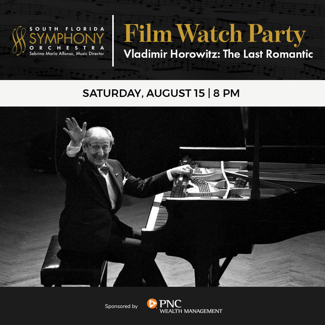 South Florida Symphony Presents The Free, Virtual Intermission Music Series August 2020