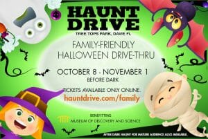 Family-Friendly Haunt Drive Experience