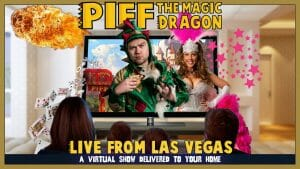 Read more about the article Piff the Magic Dragon, Live from Your Living Room