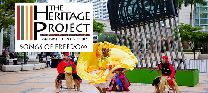 The Heritage Project: An Online Artistic Salon Series