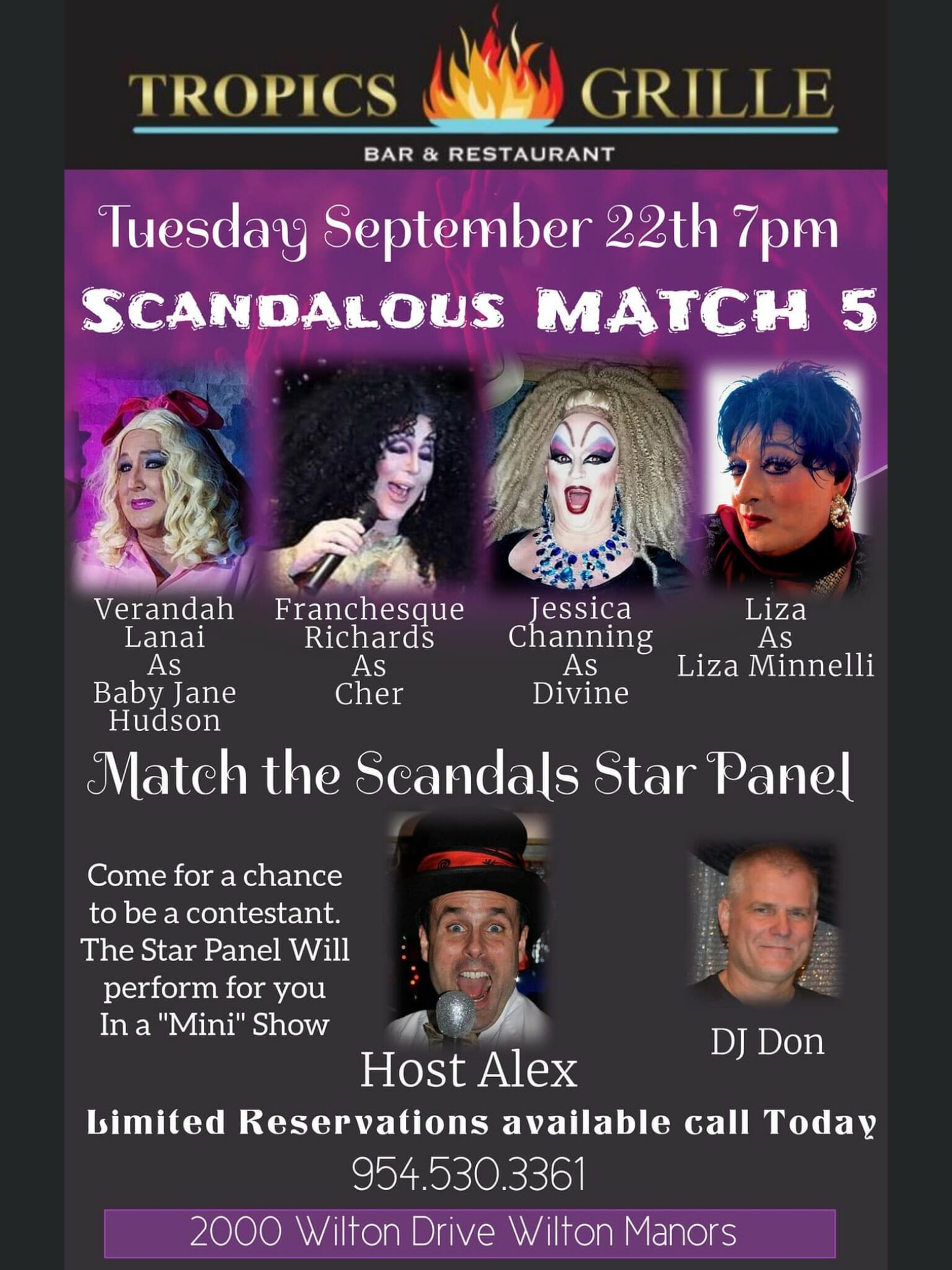Scandalous Match 5!