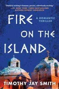 Dr Steven chats with Timothy Jay Smith, author of Fire on the Island