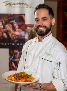 Read more about the article AHI Tuna is in the Spotlight with Seasons 52 Chef Elvis Bravo on the next Cooking with the Galleria Free Virtual Series Segment