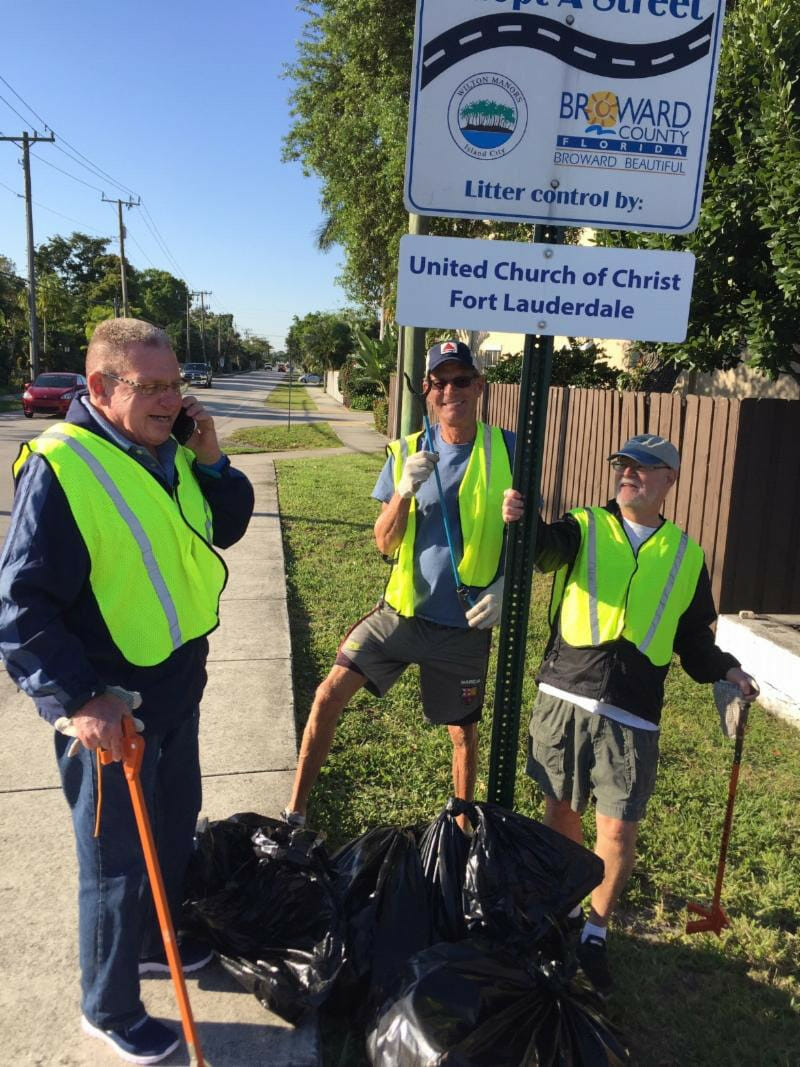 Adopt-a-Street Quarterly Clean UP