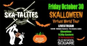 Skalloween Virtual Tour
