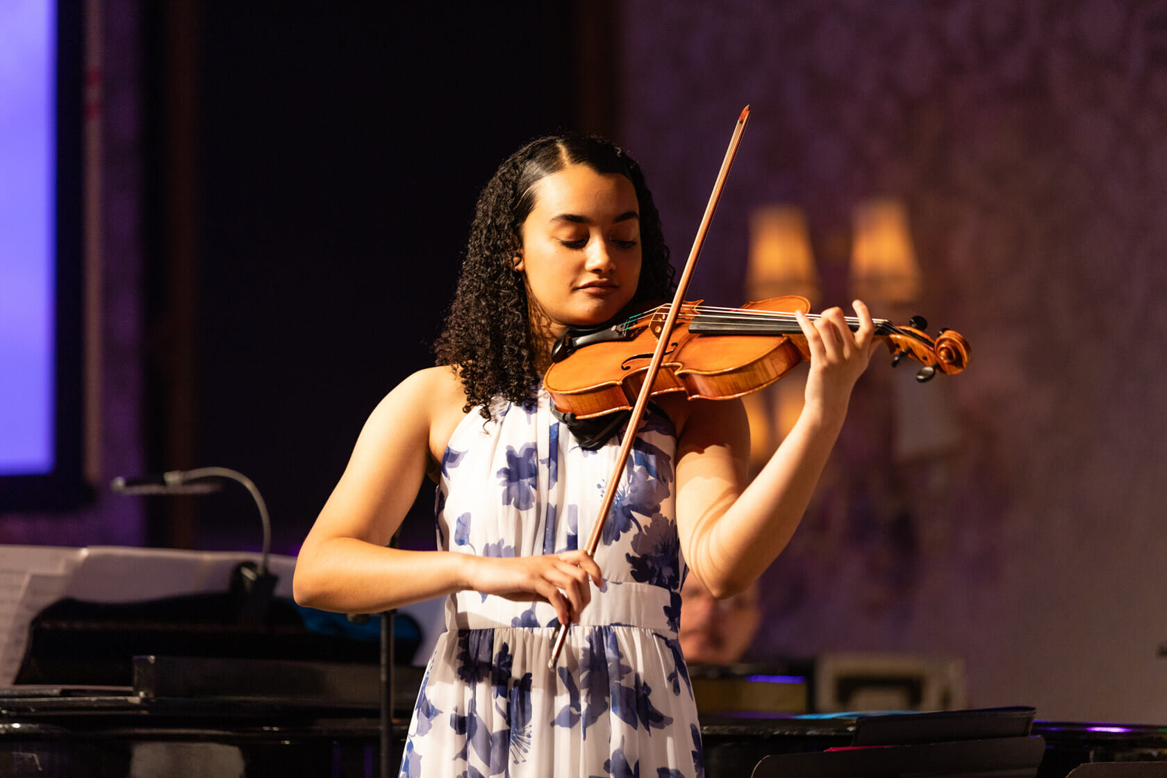 """You are currently viewing Nominations are now open for the Lisa Bruna B-Major Award as Palm Beach Symphony will again be """"instrumental"""" in aiding high school seniors' future musical education and careers"""