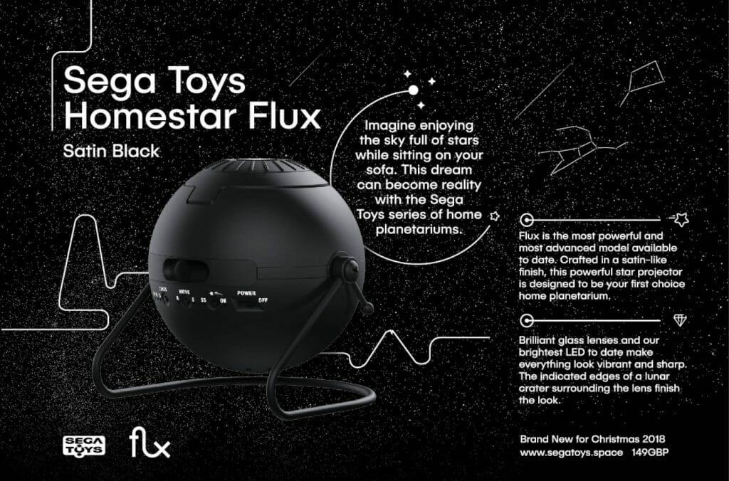 Sega Flux _ Brochure