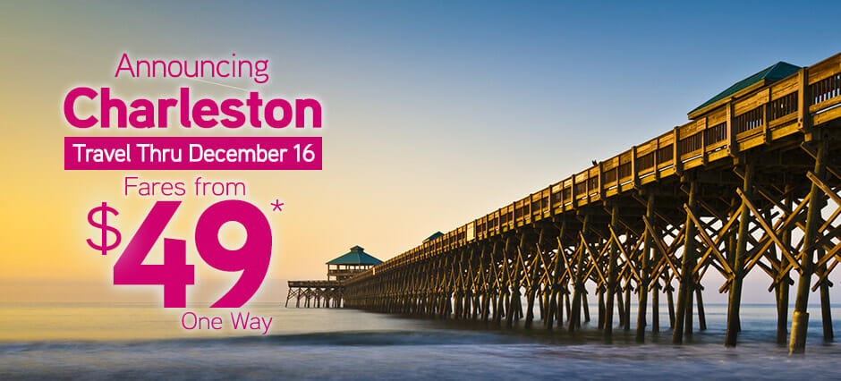 Silver Airways Announcing Charleston