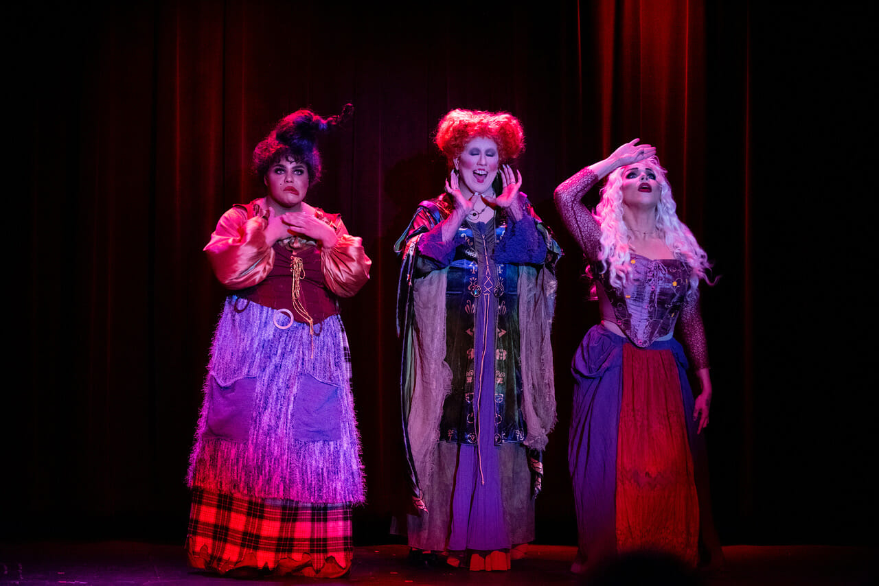 """Halloween Isn't Canceled. """"It's Just a Bunch of Hocus Pocus"""" returns to The Kelsey Theater October 30-31 with a leading cast of south Florida"""