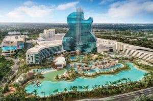 Seminole Hard Rock and its Guitar Hotel Win Top Global Gaming Awards