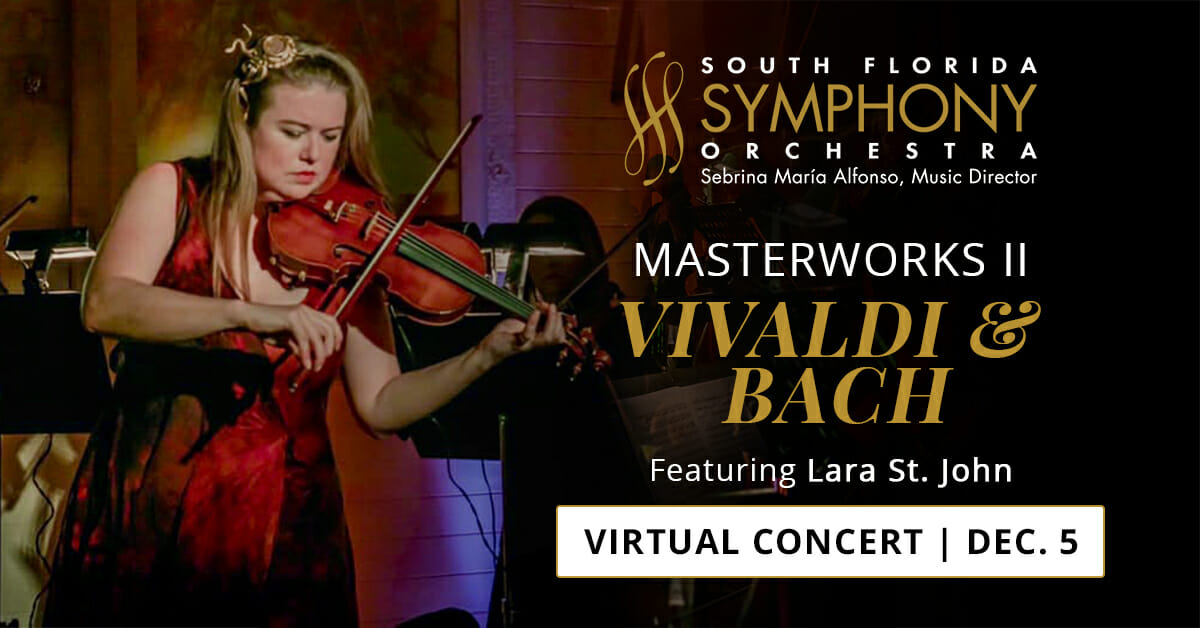 SFSO Masterworks II: Vivaldi & Bach