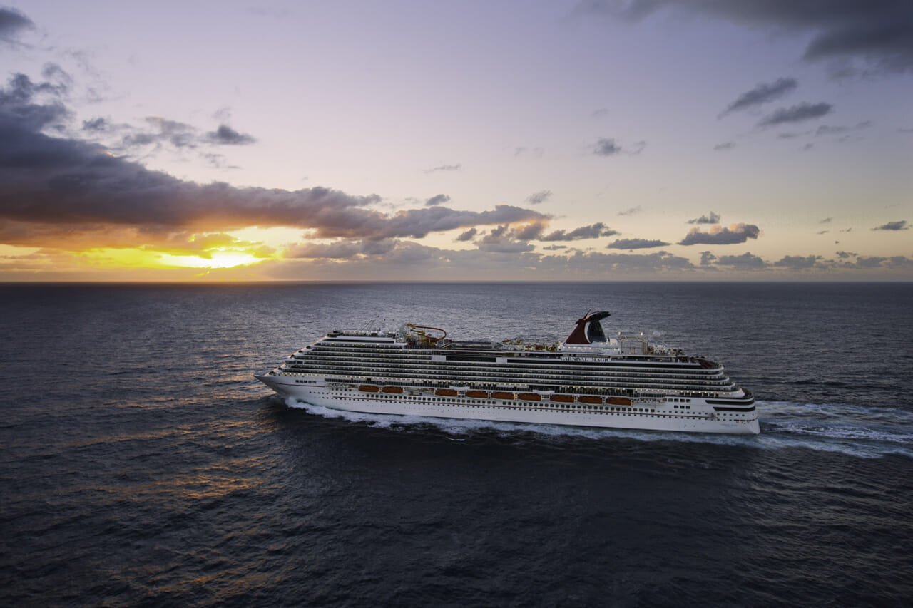 You are currently viewing Carnival Cruise Line Sets 2021 Dry Docks For Three Ships and Defers Their Return to Operations Until After Work Is Completed