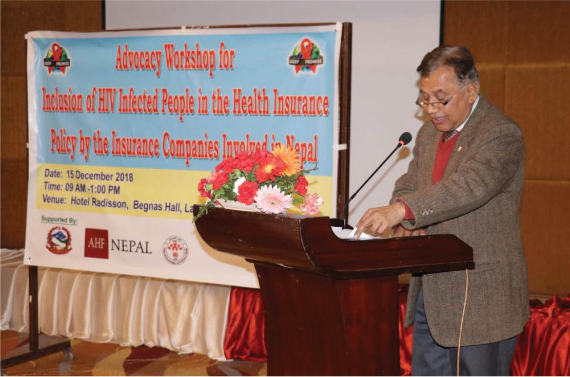 Read more about the article HIV Advocacy = Sweeping Legislation Change in Nepal