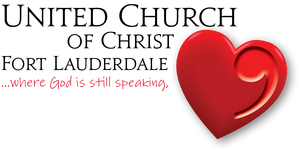 United Church of Christ Fort Lauderdale Worship December 20, 2020