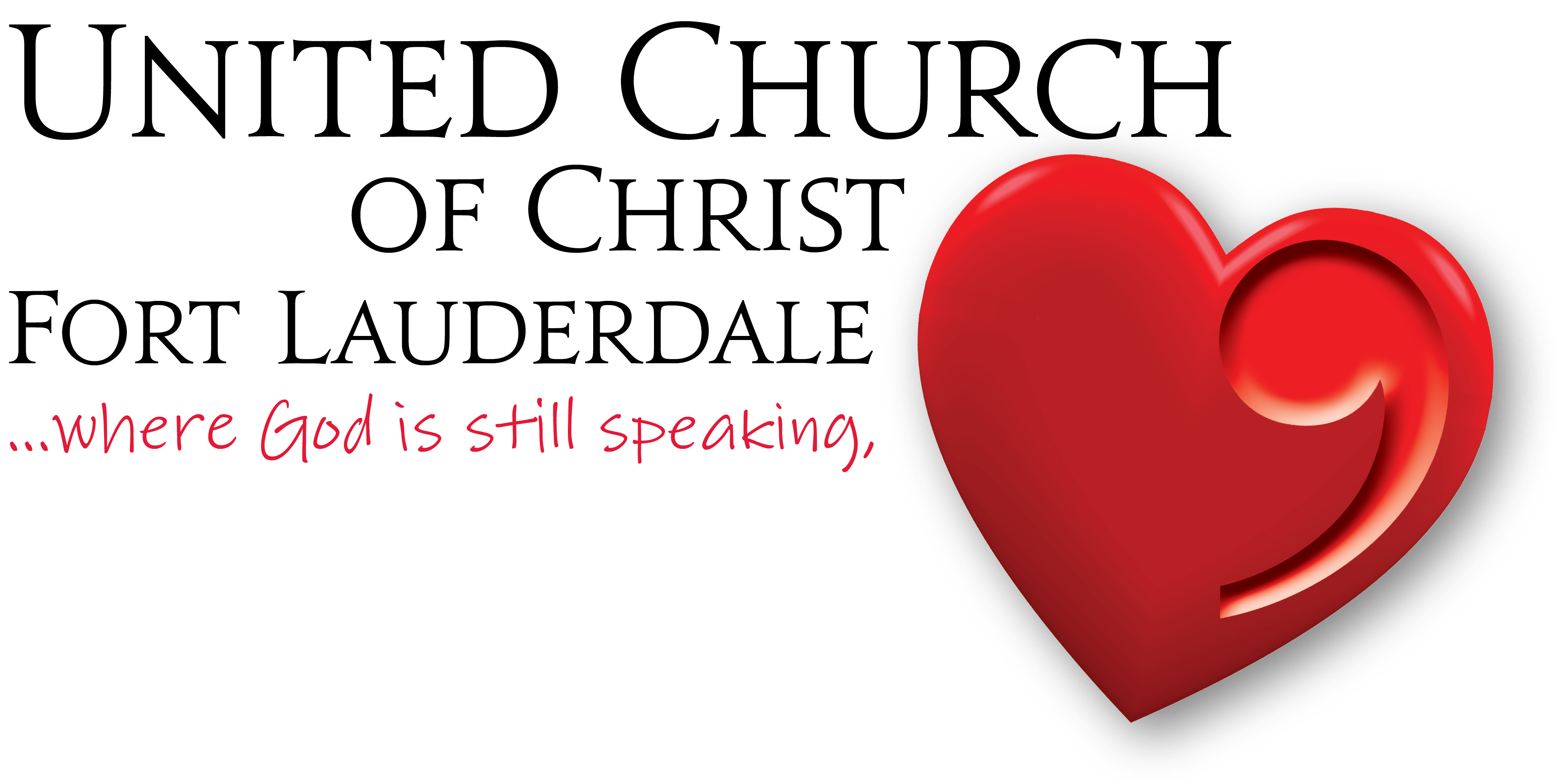 United Church of Christ Fort Lauderdale Worship December 20, 2020