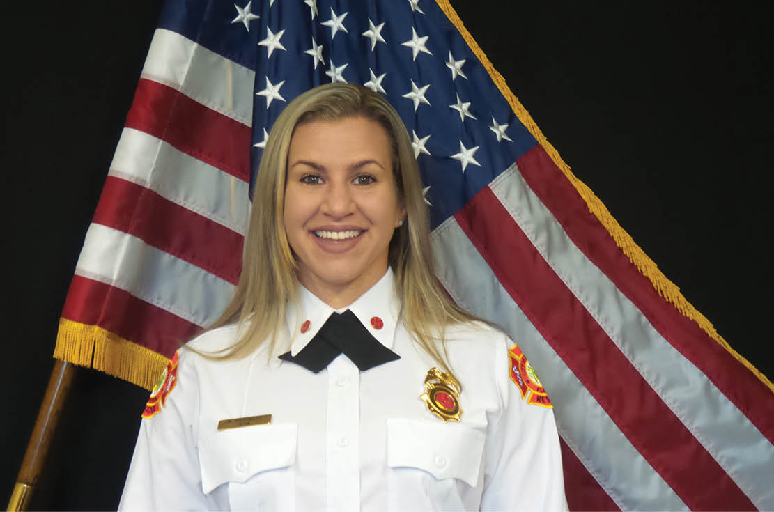 You are currently viewing Oakland Park Fire Rescue Promotes City's First Female Battalion Chief